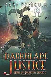 Darkblade Justice: An Epic Fantasy Murder Mystery (Hero of Darkness)