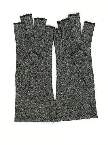 Gants pour l'arthrite - 1 paire de gants de compression pour le réchauffement hivernal, hommes femmes Gants soulageant les douleurs articulaires arthritiques, gants chauffants pour les mains pour la f