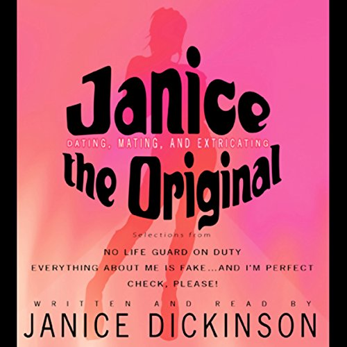 Janice the Original audiobook cover art