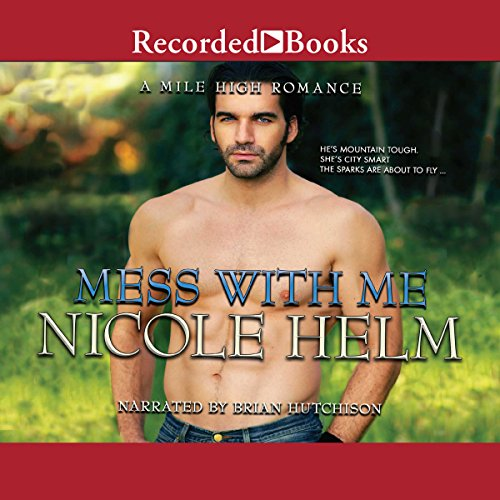 Mess with Me audiobook cover art