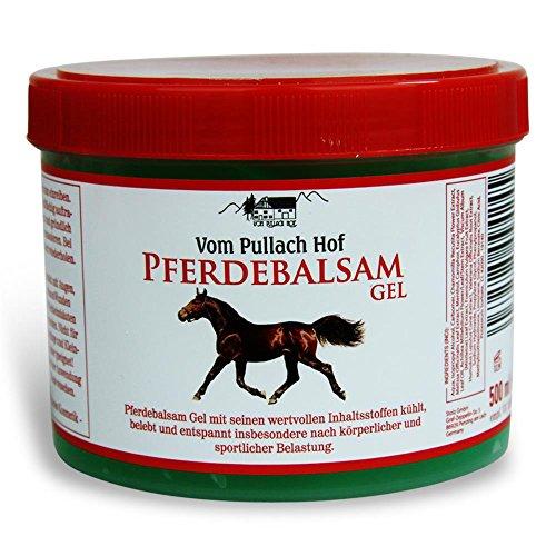 Vom Pullach Hof Pferdebalsam Gel, 500 ml