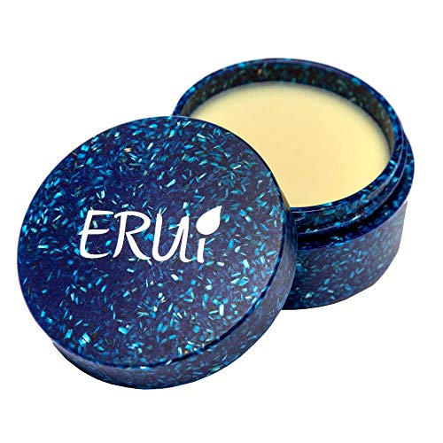 ERUi® Naturkosmetik - Nachhaltige Bio Gesichtscreme Damen für trockene Haut - Reichhaltige Pflegecreme für Gesicht, Augen, Hals & Lippen - Vegan, ohne Parfum, Plastik, Palmöl & Parabene (1 x 30 ml)