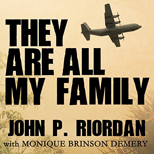 They Are All My Family audiobook cover art
