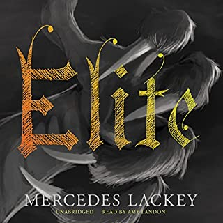 Elite audiobook cover art
