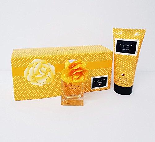 Hilfiger Woman Flower Set marigold - EdP 30 ml und Duschgel 100ml