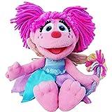 lhtczzb 30 Cm Barrio Sésamo Encantadora Abby Cadabby Fairy Angel Muñeca De Peluche, Lindos Juguetes Suaves Muñecas Educativas para Bebés