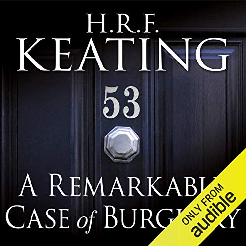 Couverture de A Remarkable Case of Burglary