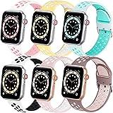 RTYHI Juego de 6 pulseras compatibles con...