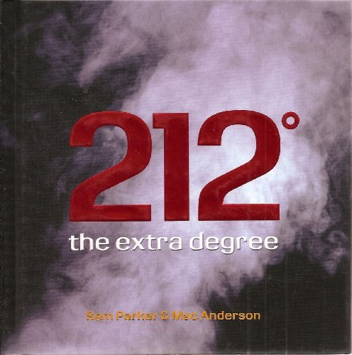 212 the Extra Degree by Sam Parker (2015-05-01)