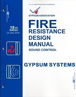 Fire Resistance Design Manual: Gypsum Systems, 18th Edition (GA-600-2006)