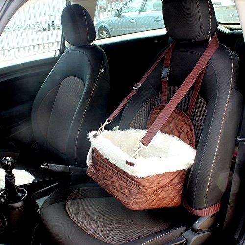 Me & My Pets Trasportino Regolabile in Altezza per sedili Auto