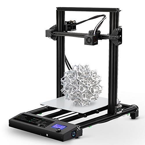 Sunlu Official Open Source S8 3D Printer, 3D aluminium DIY Printer met Resume Print, Large Size 12.2x16.1 inch Build Volume en Heated Glass Bed, printer-3, 0