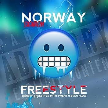 Norway FREESTYLE (feat. Signbem)