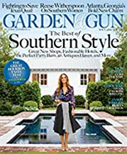 Garden and Gun Magazine (October/November, 2015) The Best of Southern Style