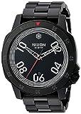 Nixon Men's Star Wars Kylo Japanese-Quartz Watch with Stainless-Steel Strap, Black, 22 (Model: A506SW2444-00)