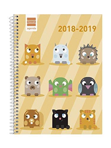 Agenda 2018 - 2019 Básica