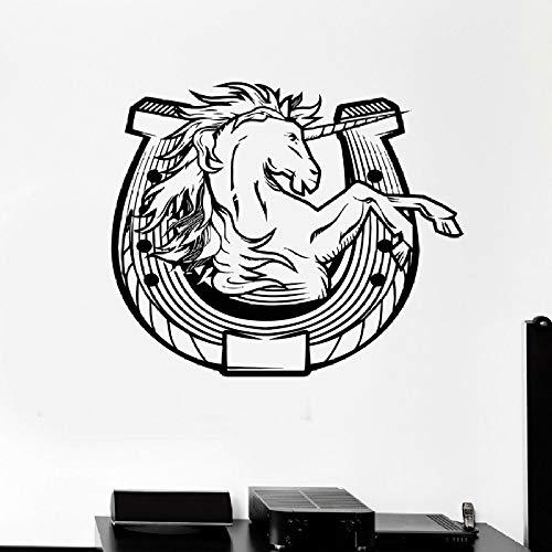 JXWH Vinyl muurstickers, amulet voor de muur, slaapkamer, woonkamer, serre, decoratie voor thuis, raamdecoratie