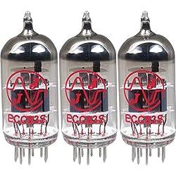 JJ 12AX7 Preamp Vacuum Tubes (ECC83) for Hi-Fi Review