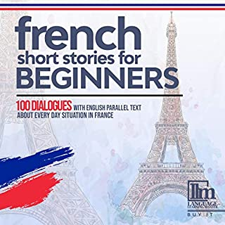 French Short Stories for Beginners (French Edition) cover art