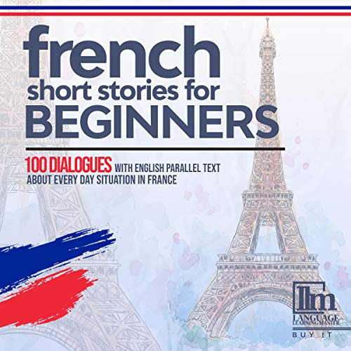 French Short Stories for Beginners (French Edition) audiobook cover art