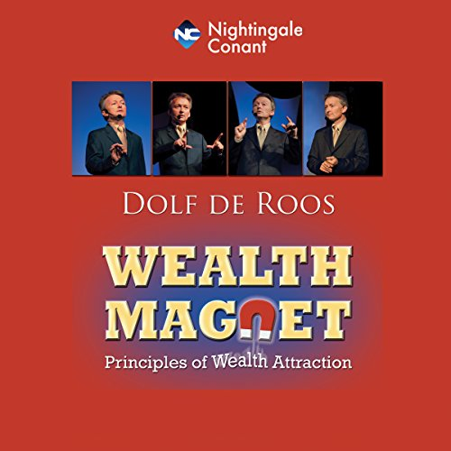 Wealth Magnet audiobook cover art