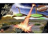 1/144 Martian War Machine Attack Plated Diorama