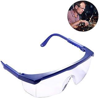 Amazon com: lab safety goggles - Blue: Tools & Home Improvement
