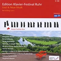 Edition Klavier Festival Ruhr Vol. 27 by LISZT/ARMSTRONG/BRENDEL/STEFANOVICH/MAUSER (2012-02-14)