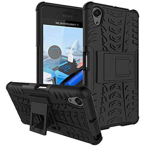Wishcover Sony Xperia X Performance Hülle, Stoßfestes Etui, [Heavy Duty Serie] Outdoor Dual Layer Armor Hülle Handy Schutzhülle [Shockproof] robuste Hülle für Sony Xperia X Performance