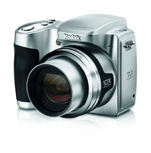 Kodak EasyShare Z710 Digitalkamera (7 Megapixel, 10-Fach Opt. Zoom, 5,1 cm (2 Zoll) Display)