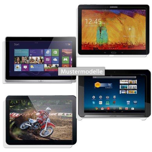 atFolix Schutzfolie kompatibel mit bq Edison 3 Mini Folie, ultraklare FX Bildschirmschutzfolie (2X)