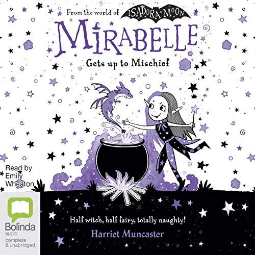 Mirabelle Gets Up to Mischief cover art