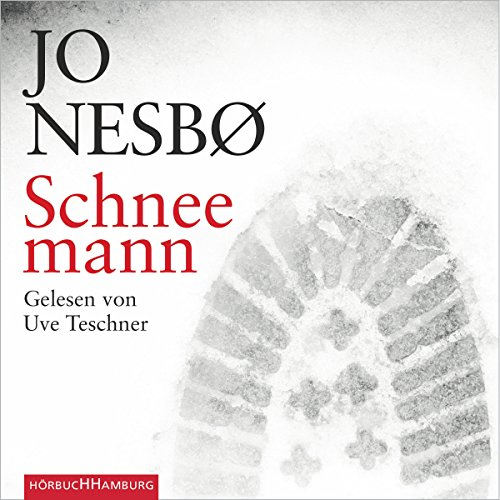 Schneemann audiobook cover art