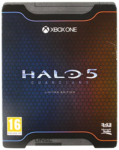 Halo 5 Guardians Limited Edition XBOX One Game [Importación inglesa]