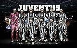 Juventus Football Club Poster, glänzend, A1, 83,8 x 61 cm