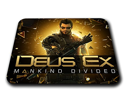 Instabuy Mousepad Jensen Deus Ex Mankind Divided (C) - Mouse Pad