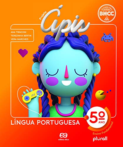 Projeto Ápis - Língua Portuguesa - 5º ano