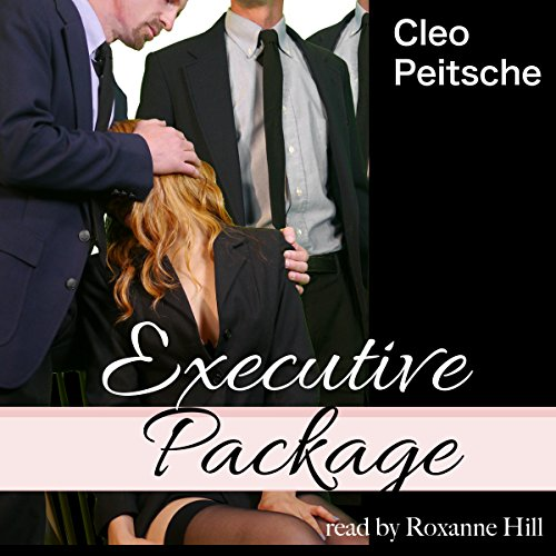 Executive Package audiobook cover art