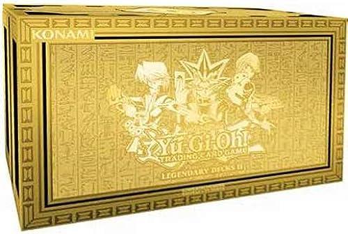 Yu-Gi-Oh   Legendary Decks II Themed Starters (Yugi, Kaiba, Joey) by Yu-Gi-Oh