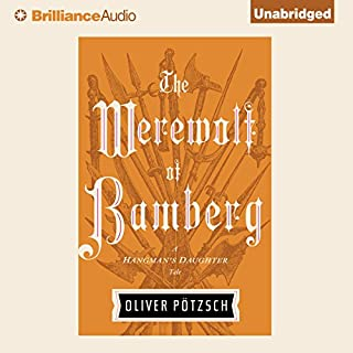 The Werewolf of Bamberg audiobook cover art