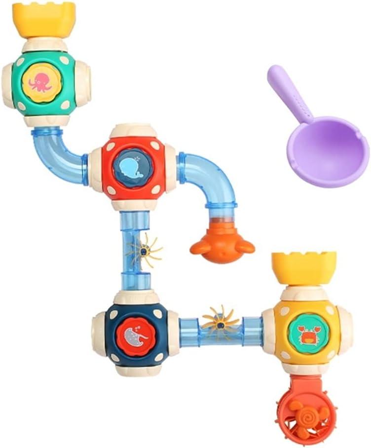 Abnana Bathtub Regular dealer Toy DIY Pipe Indoor Bath Water mart Playing Cartoo