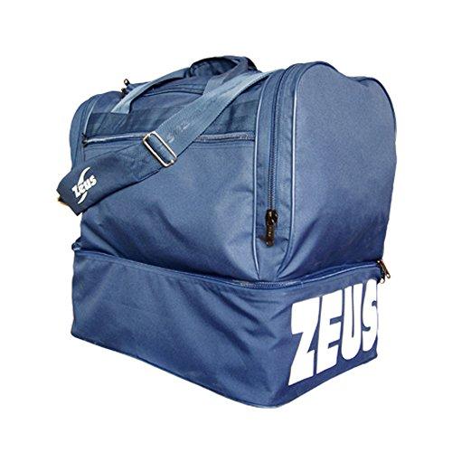 Zesus Borsone da Palestra Maxi Blu 52X52X36 cm