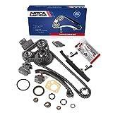 240sx ka24de timing chain kit - MOCA Timing Chain Kit for 1991 1992 1993 1994 1995 1996 1997 1998 1999 for NISSAN 240SX 2.4L L4 DOHC 16 Valve KA24DE Engine