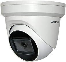 HIKVISION UltraHD 4K (8MP) Outdoor Security POE IP Camera DS-2CD2385G1-I,Low Illumination 2.8mm Lens Dome Camera, Smart IR...