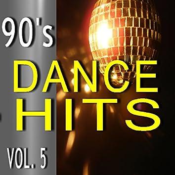 90's Dance Hits, Vol. 5 EP (Instrumental)