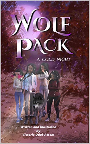 Wolf Pace: A cold night by Odoi-Atsem, Victoria
