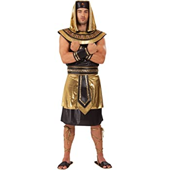 Bristol Novelty AC641 Ägyptischer König Kostüm