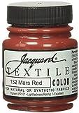 Jacquard Products Color Textile Paint, Mars Red, 2 Fl Oz