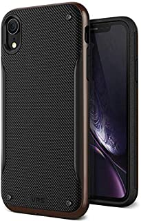 VRS Design iPhone XR High Pro Shield cover/case - Brown