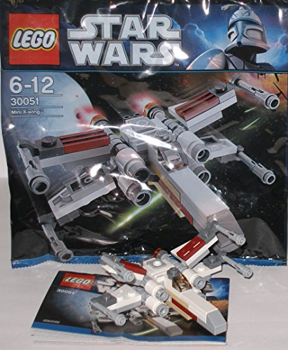 LEGO Bricks 30051 Star Wars - Caza Estelar X Wing Mini